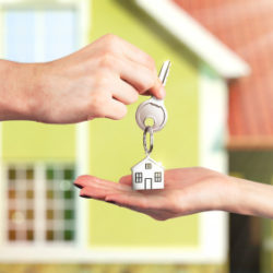 Handing-Over-House-Keys
