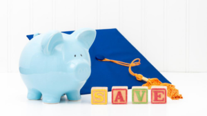 Millennial parents have many ways to save for their child's future including 529 plans, retirement accounts and trusts.