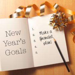Here are some helpful tips to get started on your financial resolutions for 2018!