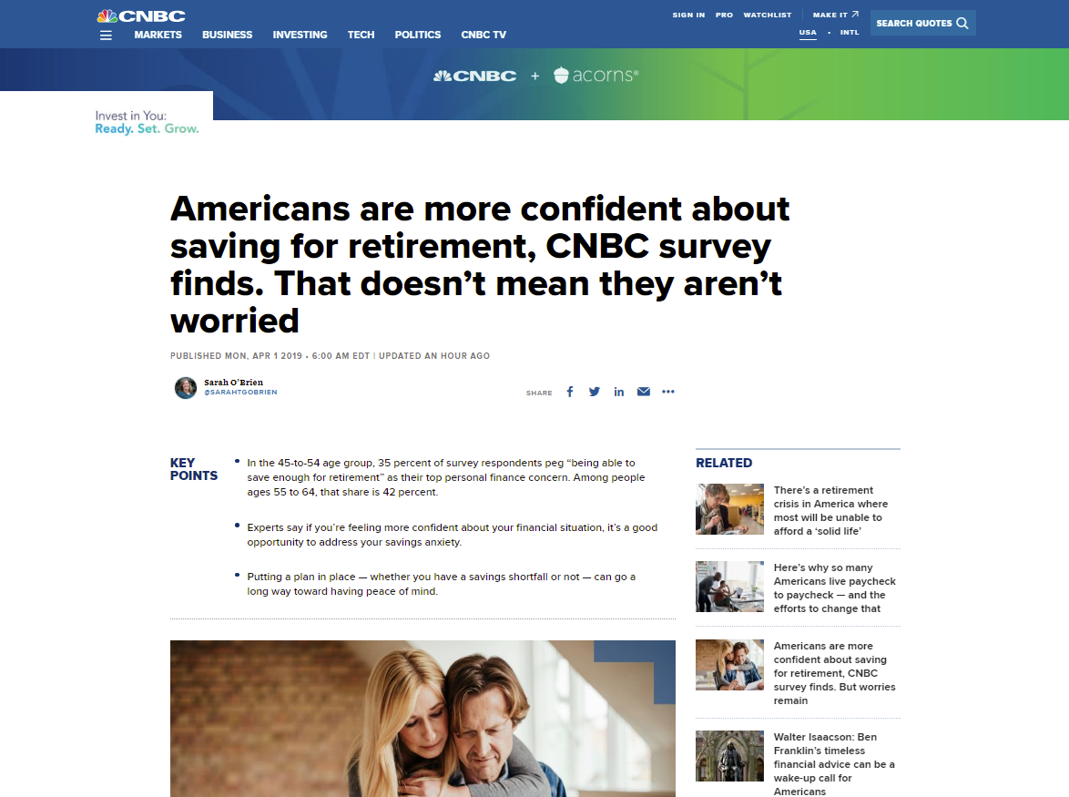 Are You Ready For A Self Directed Ira Cbs News >> Bone Fide Wealth Llc Featured Press News And Articles